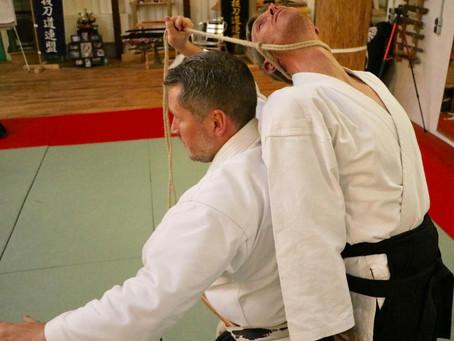 Nihon Taiho-Jutsu Instructor-Course Level 4