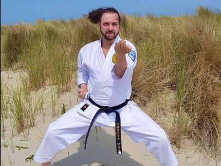 Shotokan mit Jan Look vom 1. Karate Dojo Norden