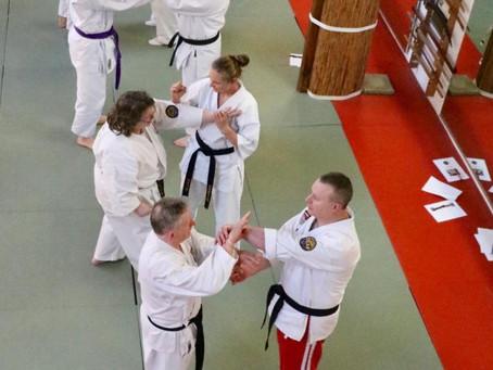 Internationaler IMAF Ju-Te-Ryu Lehrgang in Emden