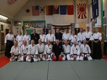 Deutsch-Irischer Kampfsport-Workshop in Emden