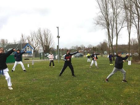 IMAF Outdoor-Training
