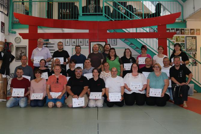 IMAF  Betreuer-Lehrgang 2017 in Emden