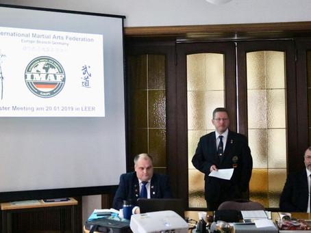 IMAF Master Meeting 2019