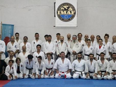 Emder Kampfsportler vom OSC trainierten in Spanien