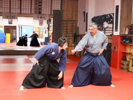 Tanbo-Spezial-Training
