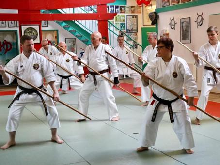 Matsubayashi Ryu im OSC-Emden