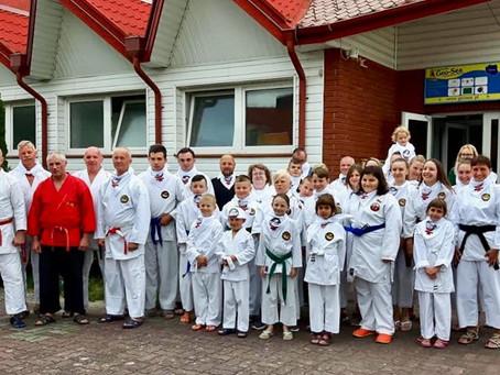 IMAF Sommercamp in Polen