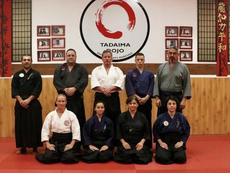 Kenjutsu in Figueres