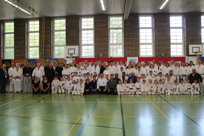 IMAF Deutschlandlehrgang 2017 in Emden ! IMAF International Budo Day