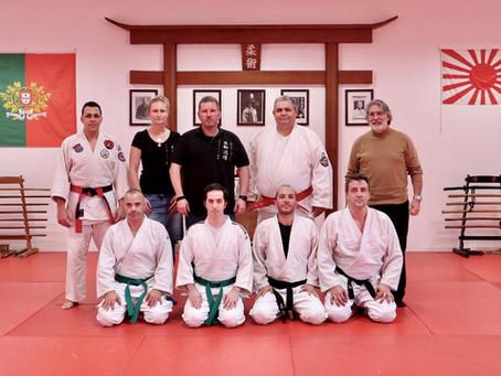 Nihon Taiho-Jutsu Treffen in Portugal