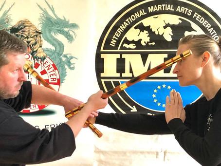 3rd IMAF Ireland Training Day