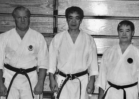 Soke Hirokazu Kanazawa verstorben