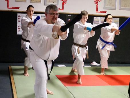 Sport Kenjutsu Instructor-Course in Schortens