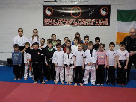 Selfdefence for Kids in Irland
