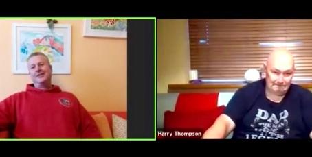 Interview mit Harry Thompson aus Irland