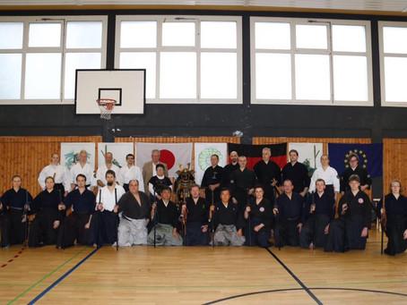 Japanische Delegation der ZNBDR Japan zu Besuch bei der IMAF EUR BR GER