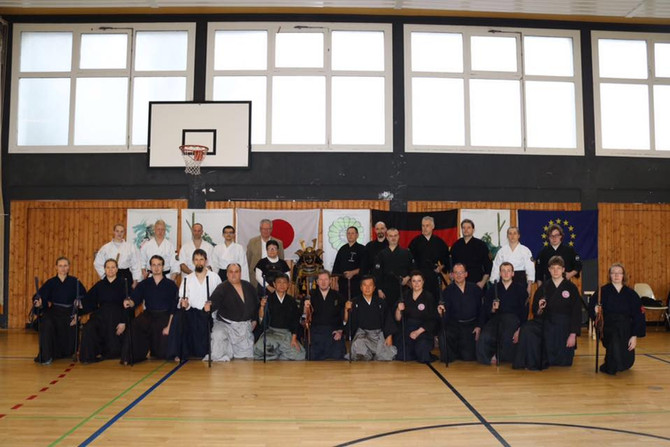 Japanische Delegation der ZNBDR Japan zu Besuch in Deutschland