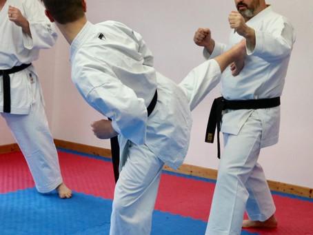 Kumite Workshops mit Jens Fricke in Irland