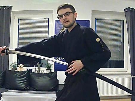 Batto-Do Schwertkampf Session