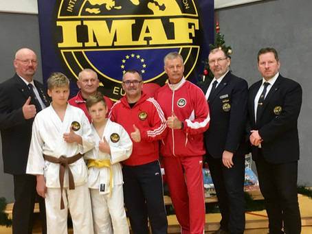 IMAF Fudochi-Cup 2019 in Moordorf