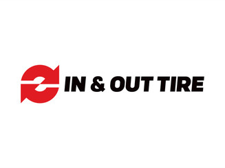 In & Out Tire – Logo, Identity