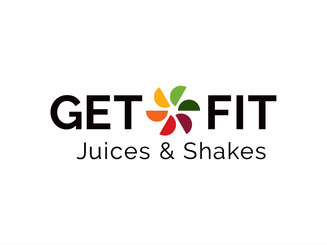 Get Fit Juices & Shakes – Logo, Identity