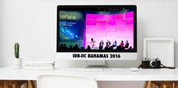 IDB-IIC BAH 2016 - Seminar Stage