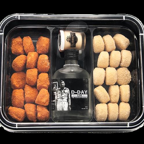 Apero box + Gin Kaas-Scampi