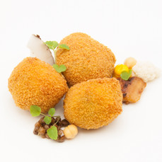 Vegan & Crunchy Balls Indian flavour