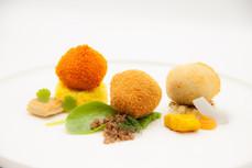 Vegan & Crunchy Balls