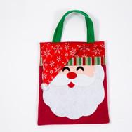 Santa Felt Bag - Santas Wonderland Event