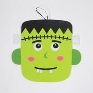 Felt Frankenstein Craft - Halloween Even