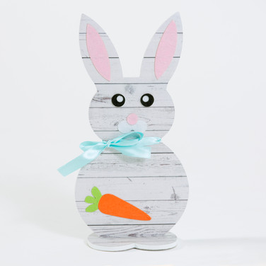 EVA Standing Bunny Craft - Easter Event.