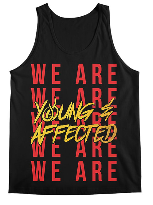 Young & Affected Vest Top