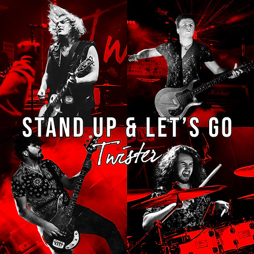 Stand Up & Let's Go! Live DVD & CD