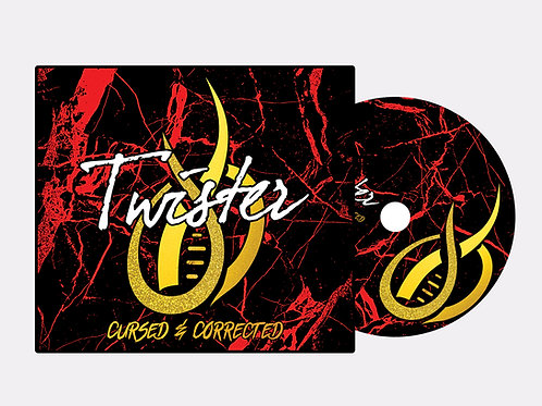 Cursed & Corrected CD