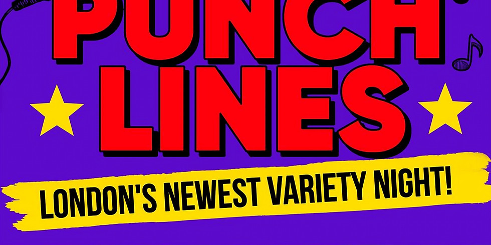 Punch Lines Variety Show
