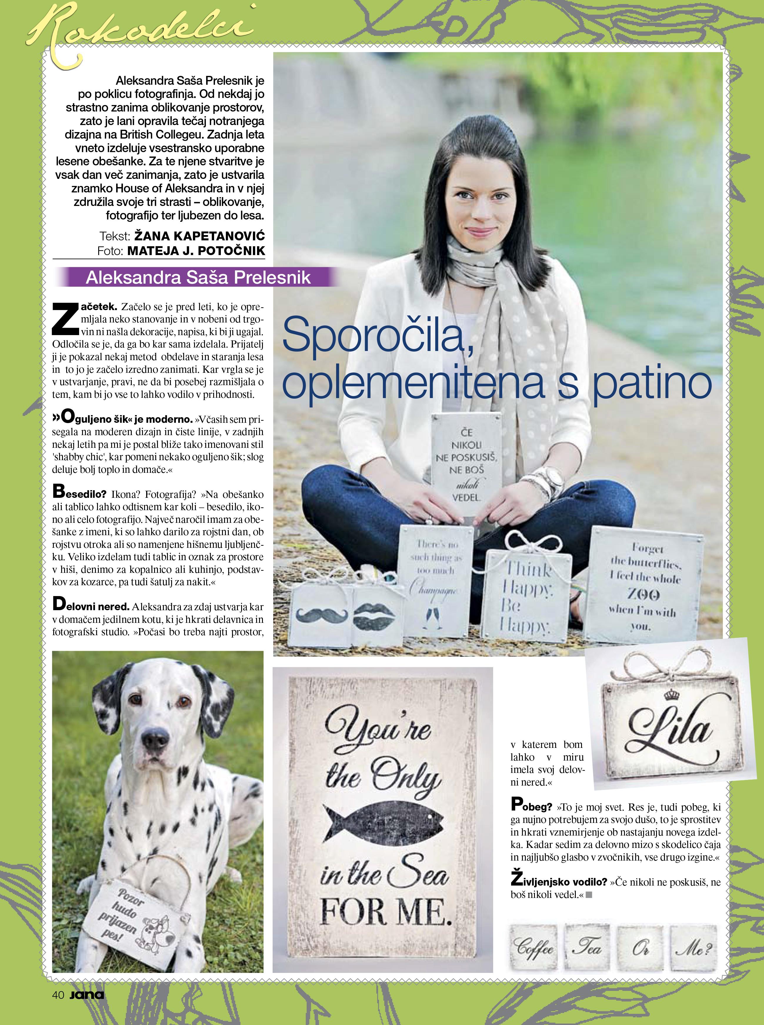Jana magazine