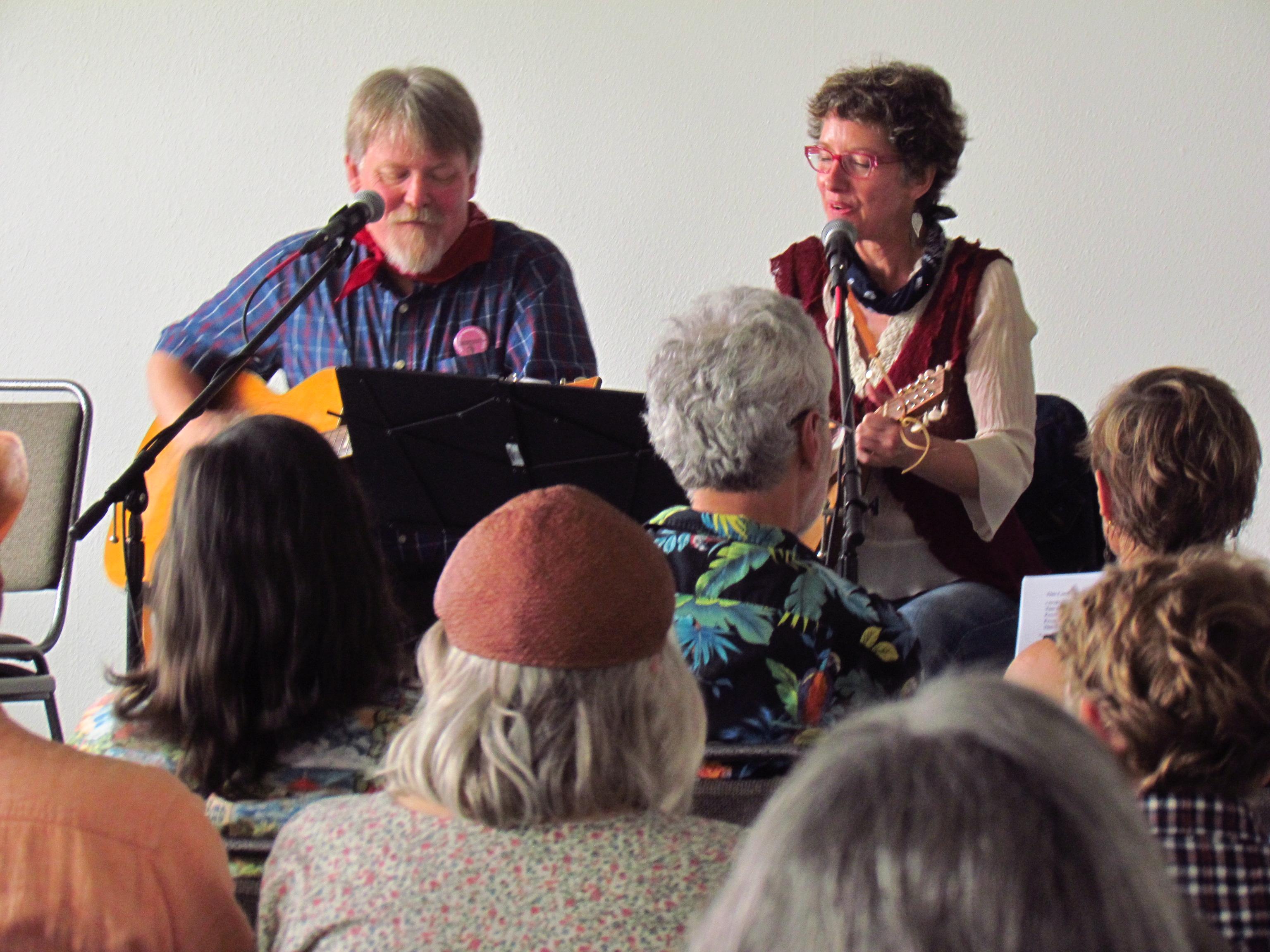 Folklife Sing Along