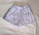 Footy shorts white