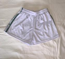 Footy shorts white