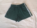 Footy shorts green