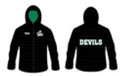 Devils puffer jackets
