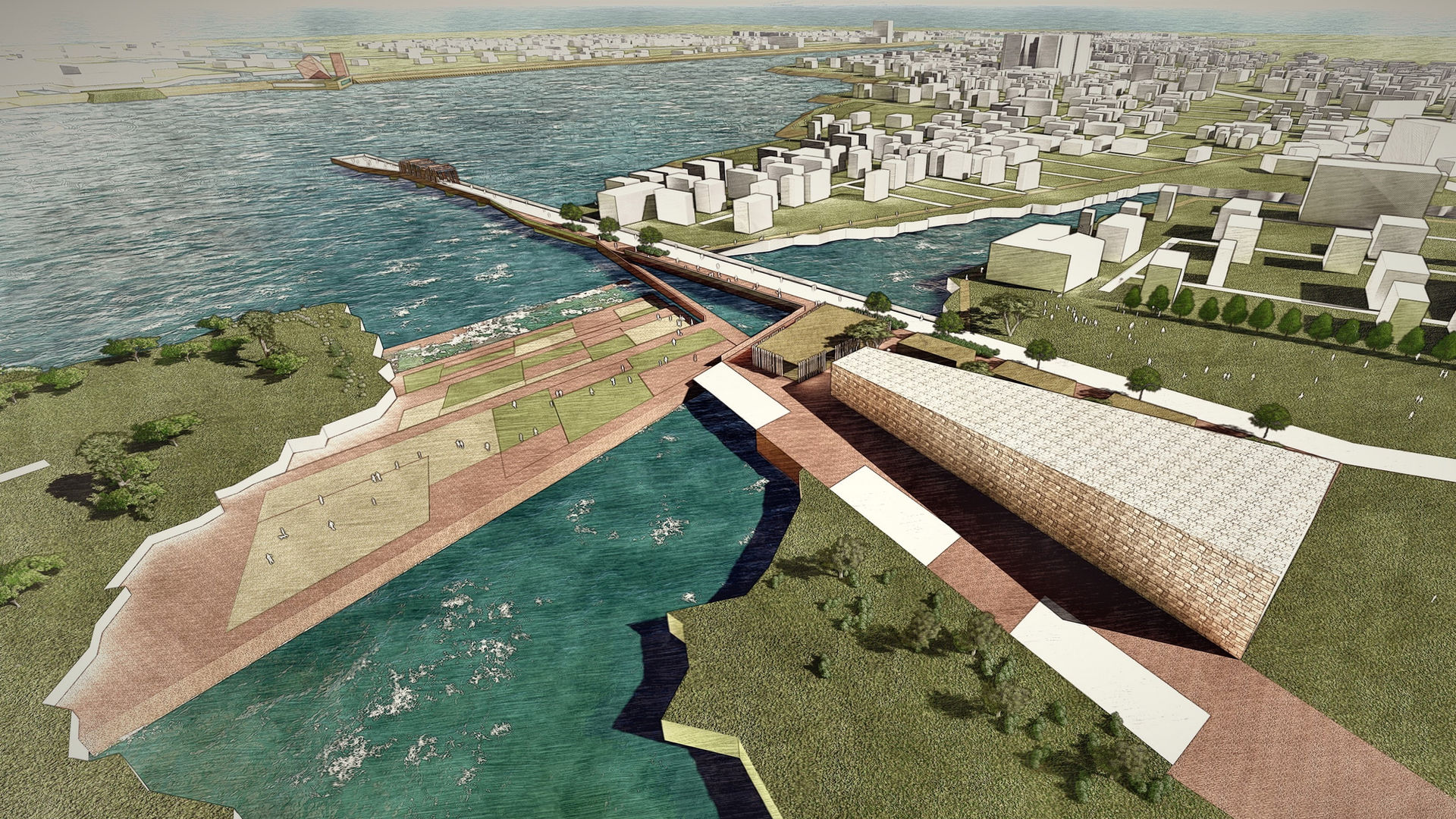 Urban Lakes Restoration