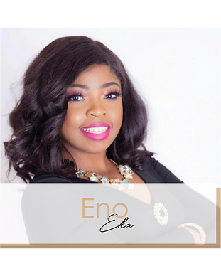 Eno Eka  | Jackie Mitchell Career Consulting Online Summit