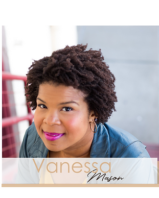 Vanessa Mason  | Jackie Mitchell Career Consulting Online Summit