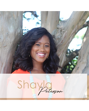 Shayla Peterson  | Jackie Mitchell Career Consulting Online Summit