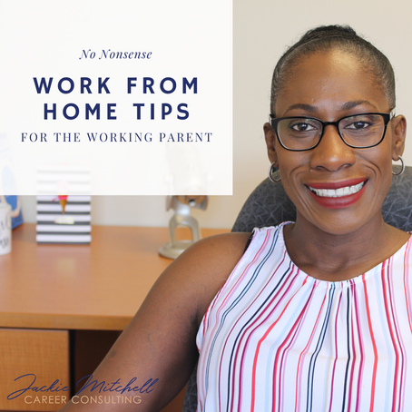 Work From Home Tips - For the Working Parent