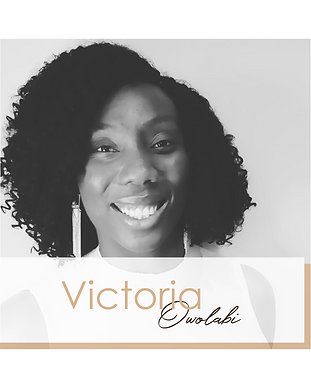 Victoria Owolabi  | Jackie Mitchell Career Consulting Online Summit