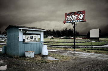 Drive-In and Grindhouse Theaters